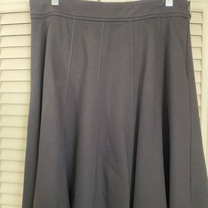 NWT WHITE HOUSE BLACK MARKET A-LINED SKIRT SIZE 12